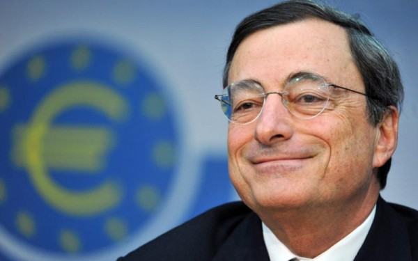 Qe: Draghi, al via bazooka da mille miliardi