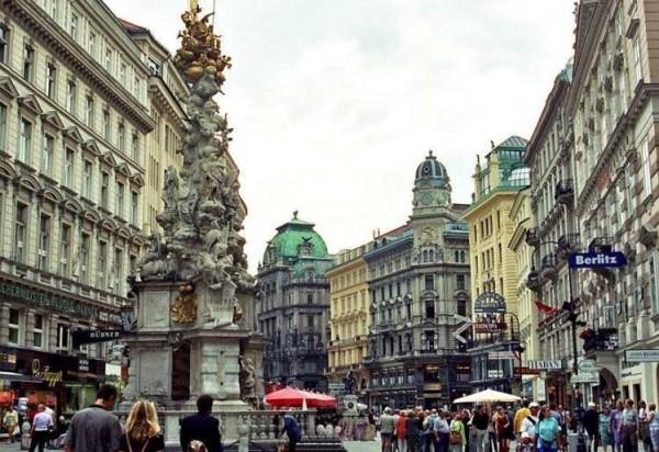 Vienna miglior posto per vivere al mondo