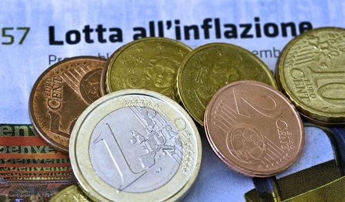 Italia in deflazione a marzo