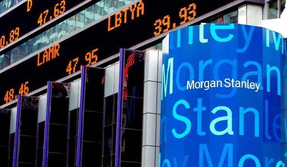 Morgan Stanley trimestrale record