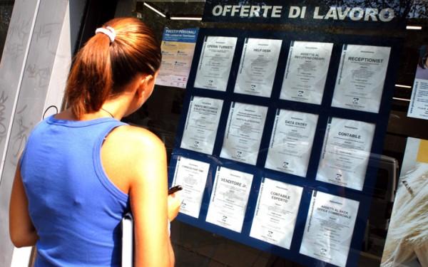 Un milione di genitori disoccupati in Italia