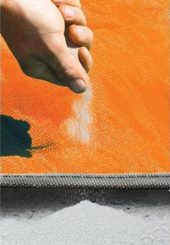 tappeto anti sabbia