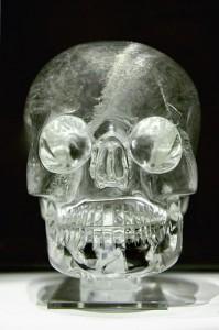 Il misterioso ritrovamento del teschio di cristallo