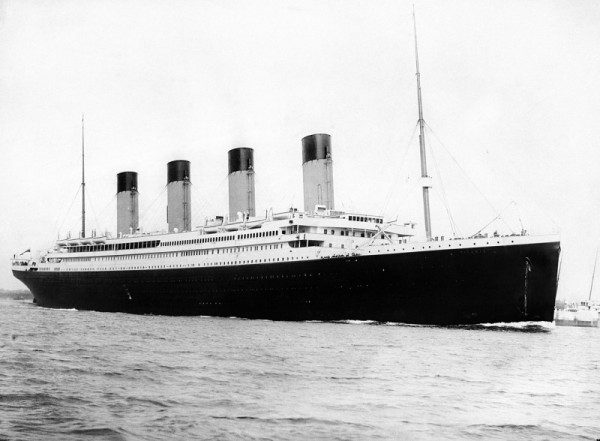 Titanic fra leggenda e mistero