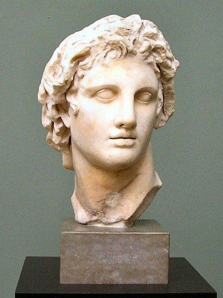 Leggenda della tomba di Alessandro Magno