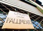 Fallimenti imprese in calo nel 2015