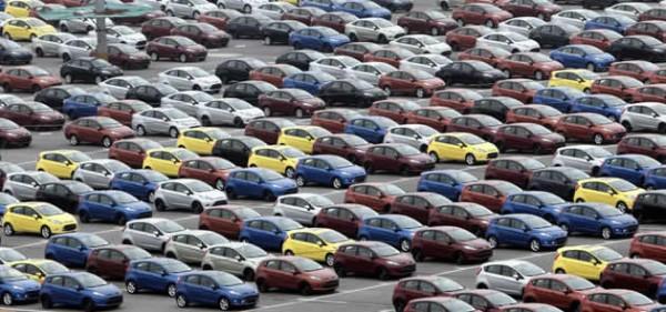 Immatricolazioni auto Europa in crescita a maggio. Bene Fca
