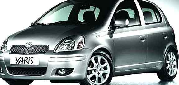 Toyota richiama 216mila Yaris, Corolla e Picnic