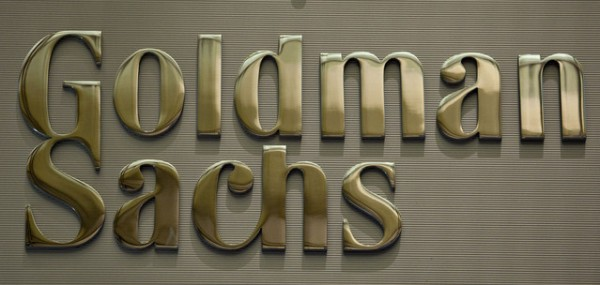 Goldman Sachs trimestrale debole