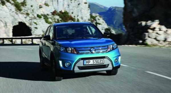 Richiamo Suzuki Vitara problemi cinture sicurezza