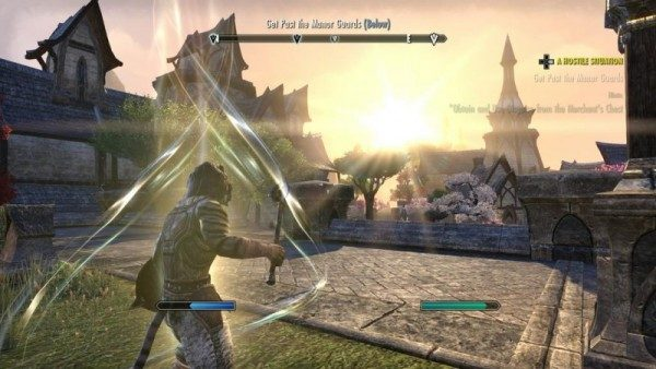 The Elder Scrolls Online Tamriel Unlimited recensione