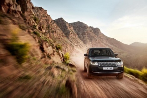 Problemi freni per Range Rover