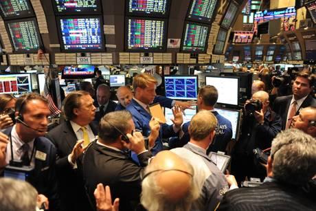 Crolla la Borsa di Shanghai: -6%