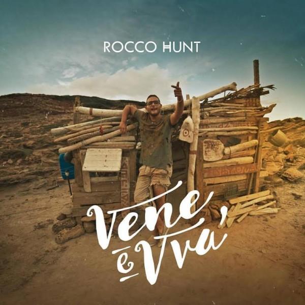 Rocco Hunt nuovo singolo Vene e vva