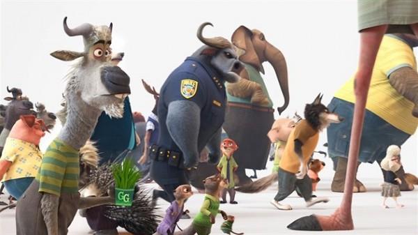 Zootropolis trama e trailer
