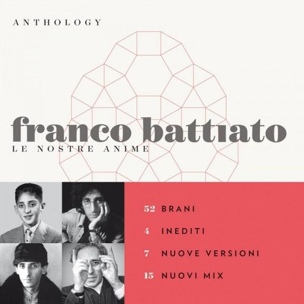 Le Nostre Anime il nuovo singolo e Antologia di Franco Battiato