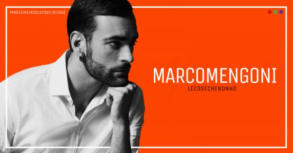 Le Cose che non Ho il nuovo album di Marco Mengoni