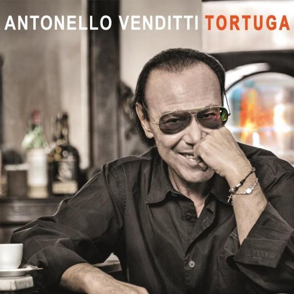 Tortuga nuovo album di Antonello Venditti