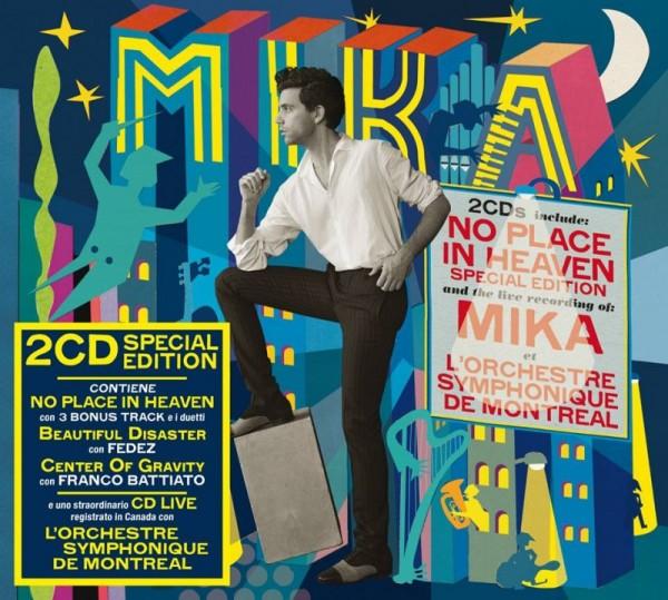 No Place in Heaven Special Edition il nuovo album  di Mika
