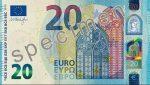 Nuove banconote 20 euro al via da oggi