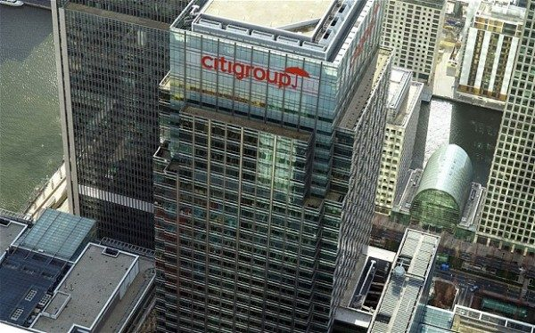 Citigroup risultati trimestrali