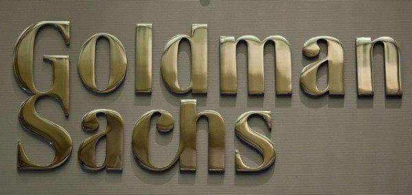 Goldman Sachs utile netto in calo