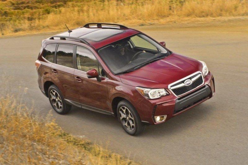 Subaru problemi Impreza e Forester