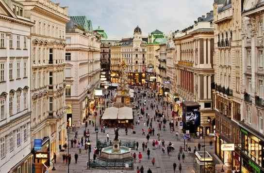 Qualità della vita Vienna al primo posto