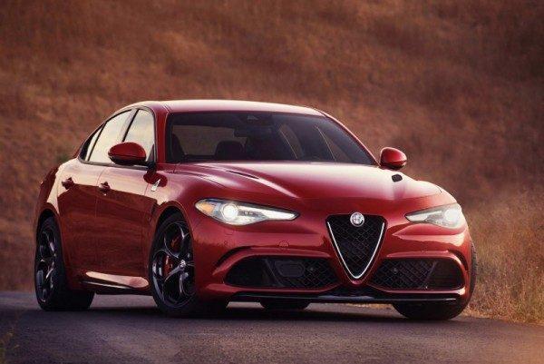 Alfa Romeo Giulia: 280 CV di potenza a New York