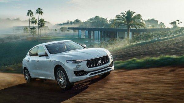 Maserati Levante caratteristiche e prezzi ufficiali