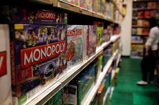 Hasbro vola utile primo trimestre 2016