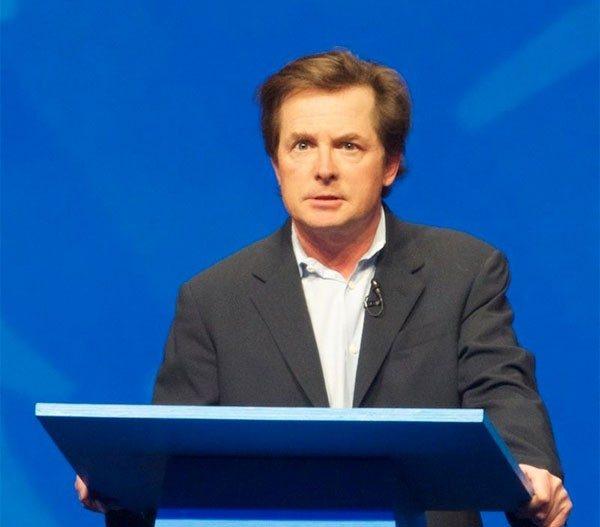Michael J.Fox sconfitto dal Parkinson