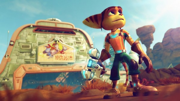 Ratchet & Clank recensione