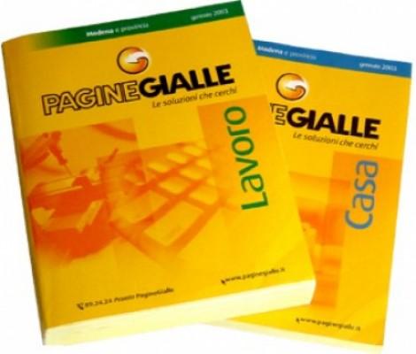 Seat Pagine Gialle perdita 2015
