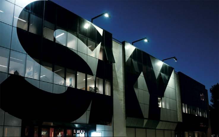 Sky Italia stage laureati ingegneria