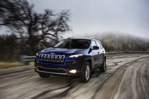 Problemi Jeep Cherokee Italia rischio cortocircuito