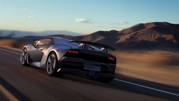Lamborghini Sesto Elemento foto e scheda tecnica