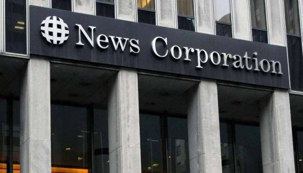 News Corp rosso trimestrale