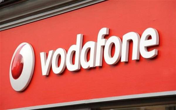 Vodafone risultati esercizio in rosso