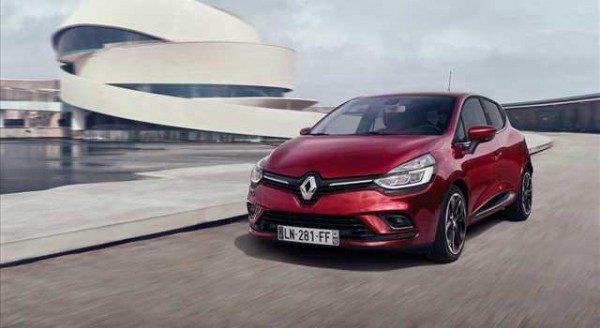 Nuova Renault Clio foto ufficiali