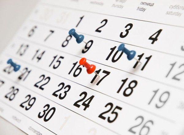 Tasse: scadenze fiscali luglio 2016