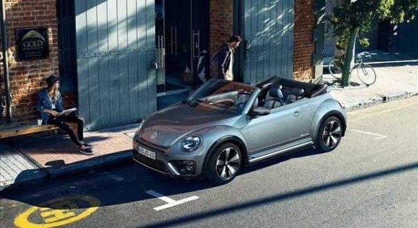Nuovo Volkswagen Maggiolino foto e recensione