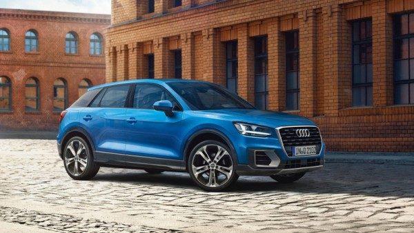 Audi Q2 2016 foto e caratteristiche