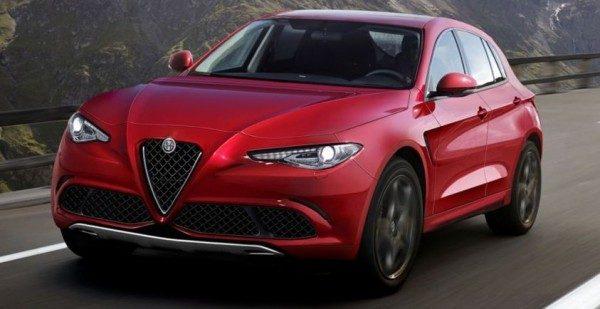 Alfa Romeo Stelvio in arrivo con 510 CV di potenza
