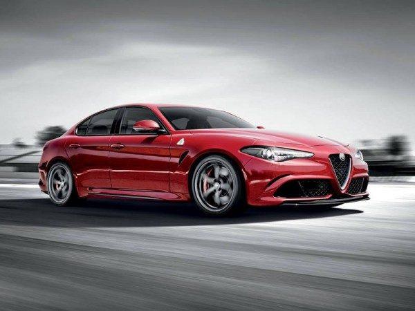 Alfa Romeo Giulia candidata Car Of The Year USA 2017