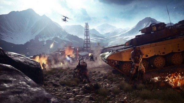 Battlefield sarà una serie TV