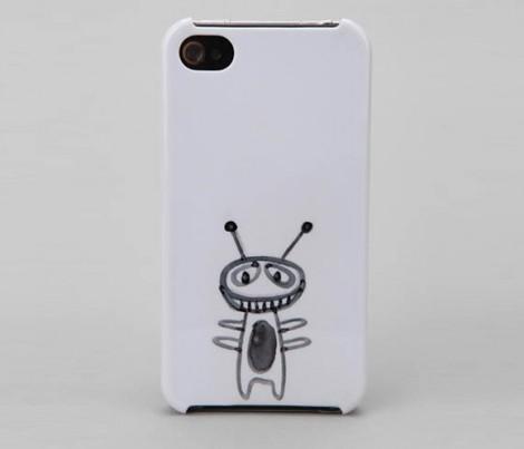 doodle-phone-case