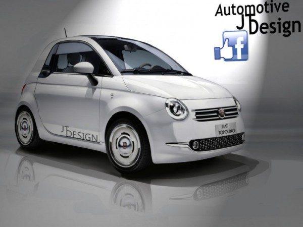 Fiat Topolino foto e caratteristiche