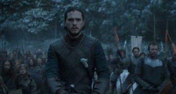 Game of thrones settima stagione: inizio riprese