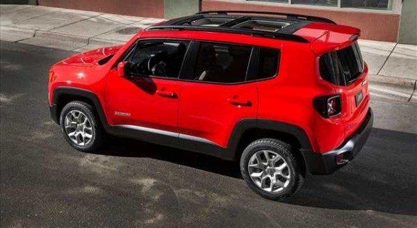 Problemi Jeep Renegade centralina